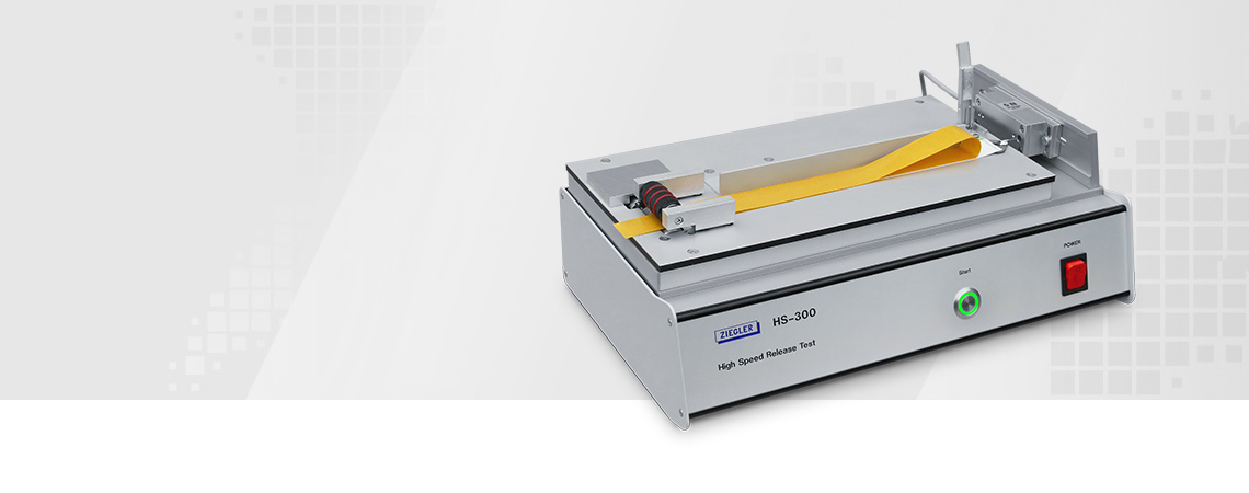 High Speed Release Tester - Ziegler HS-300